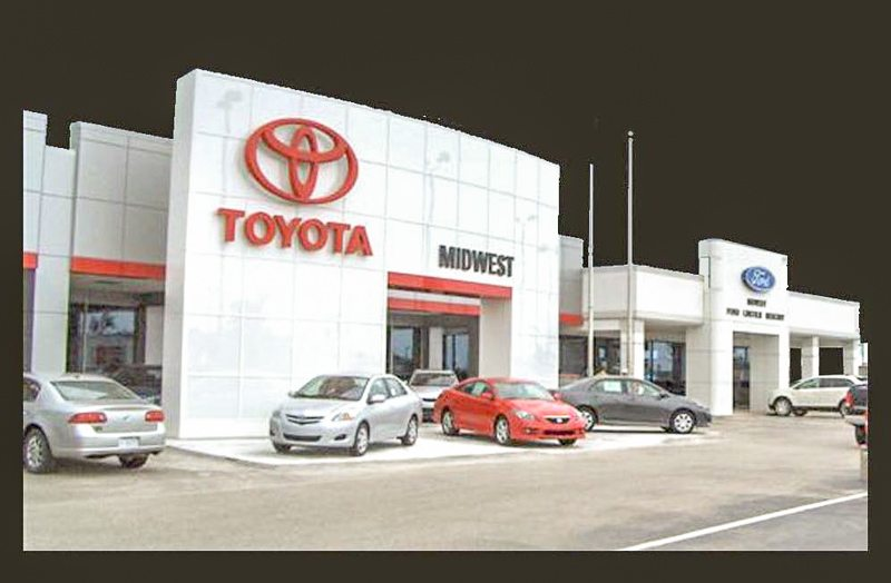 Car Dealerships In Hutchinson Ks >> Midwest Toyota Superstore Hutchinson Ks Mkr Architecture